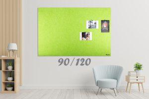 לוח נעיצה אקוסטי ירוק 90.120