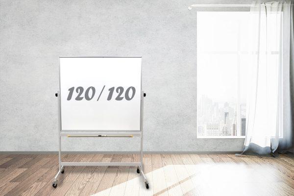 לוח נייד פרימיום 120/120