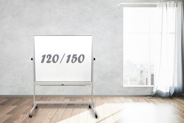 לוח נייד פרימיום 120/150