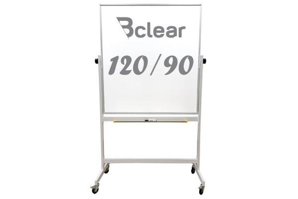לוח מחיק נייד דו צדדי מגנטי 120x90