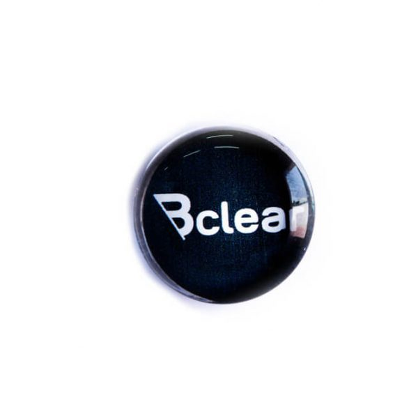 מגנט זכוכית חזק במיוחד - שחור Bclear