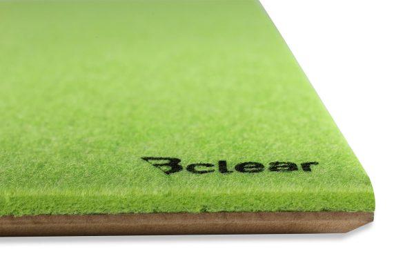 לוח נעיצה אקוסטי ירוק