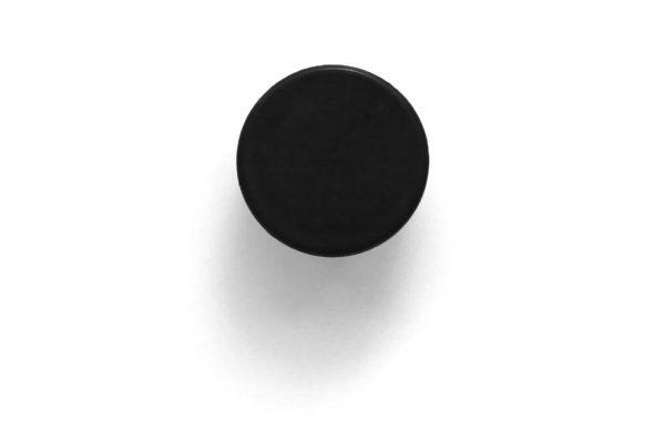 מגנט פלסטיק חזק במיוחד - שחור