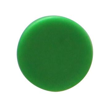 מגנט פלסטיק חזק במיוחד - ירוק