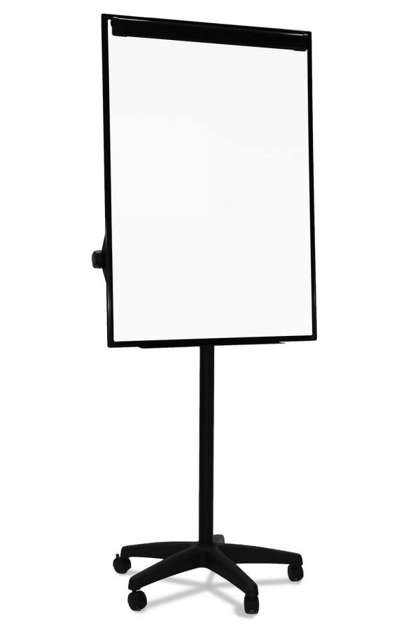 לוח מחיק נייד פליפצ'ארט גלגלים