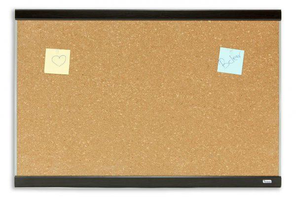 לוח שעם עם מסגרת עץ - Bclear